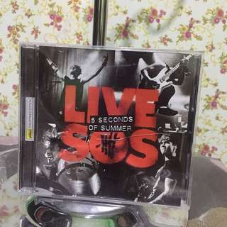 REPRICED LIVESOS by 5 Seconds Of Summer