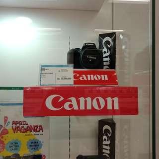 Camera canon bisa dicicil cukup bayar 199 000