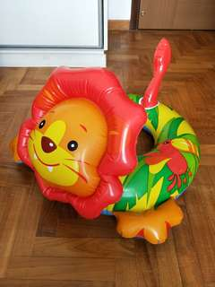 Lion float for baby