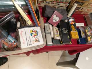 SINGAPORE AIRLINES SIA collectibles for sale at Havelock 2 near Clarke Quay n Chinatown MRT