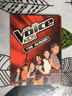 THE VOICE KIDS ALBUM