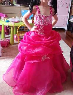 Gown for Little Princess