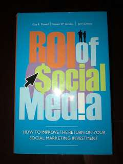 HardCover-ROI of Social Media