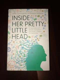 Hardcover-Inside her pretty little head