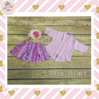 🌜RAYA COLLECTION by MAG Flora.. Baby Kebaya