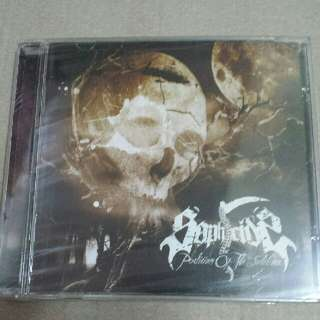 Music CD (Metal, Sealed): Sophicide–Perdition Of The Sublime