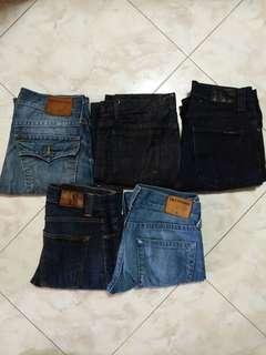 A.P.C Slim Fit Jeans