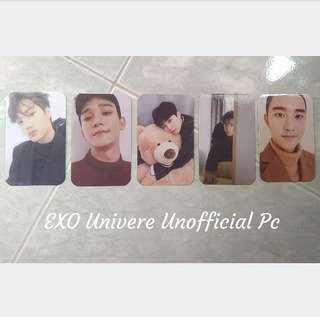 EXO Univere Unofficial Pc