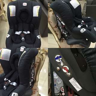 (Preloved) Car Seat Britax 90%