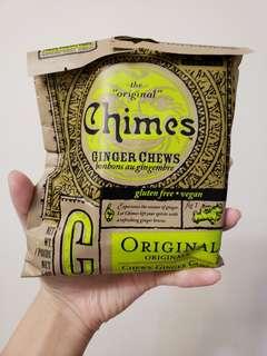 Chimes 薑糖 Ginger Chews Original(141.8 g)