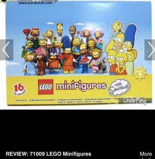 LEGO Minifigures Simpson 2