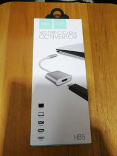 Type C to HDMI convertor