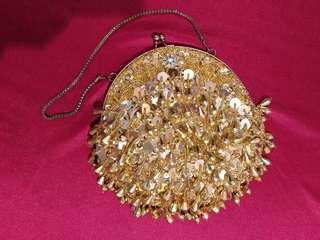 Vintage lady bag
