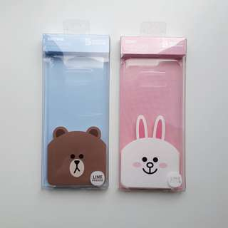 Brown and Cony case Samsung Galaxy S8+/ Galaxy S8 plus