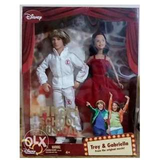 """RARE"" Disney High School Musical Doll by Mattel"