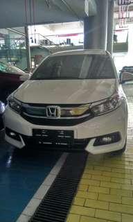Promo Honda Mobilio Menyambut Lebaran