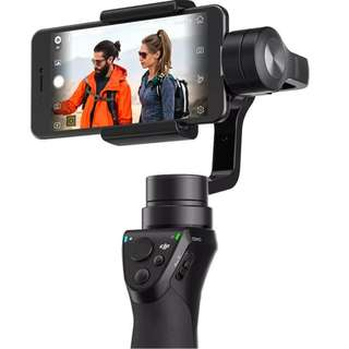 [RENT] DJI Osmo Mobile Gimbal for Smartphones