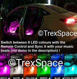 Car Interior LED