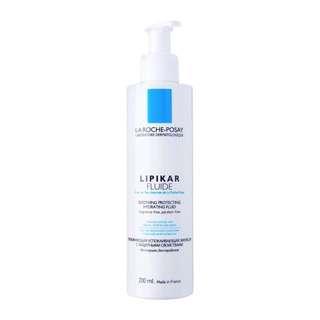 La Roche posay Lipikar fluide hydrating moisturiser