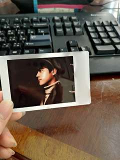 bts polaroid jin