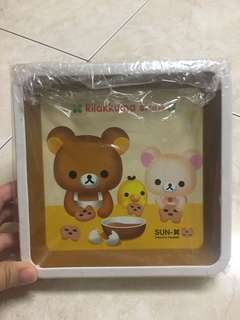 Rilakkuma Photo Frame (Two Sides)