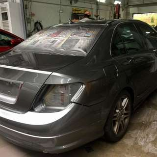 Full PP material body kits for continental cars
