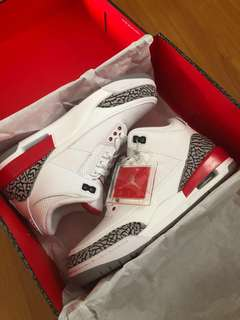 Air Jordan 3 Katrina US 8.5