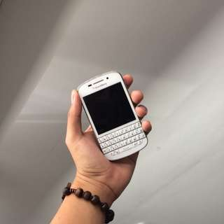 Blackberry Q10 16gb White