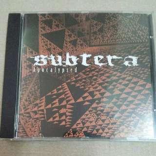 Music CD (Metal): Subtera–Apocalypsed - Brazilian Grindcore, Death Metal Band