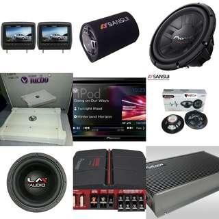 Audio Mobil Cicilan tanpa Kartu kredit
