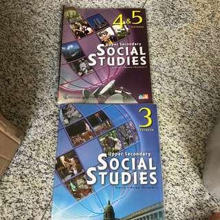 Social Studies Textbook sec 3 & 4