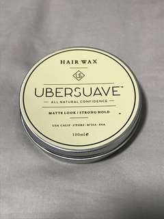 Ubersuave Hair Wax