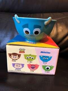 毛毛碗 7-11 monsters pixar
