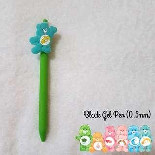 Care Bear Black Gel Pen