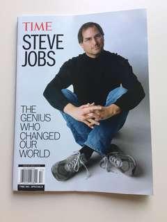 Steve Jobs magazine