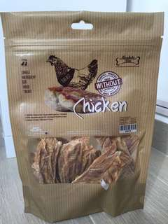 NEW PACK Absolute Bites Air Dried Chicken Breast
