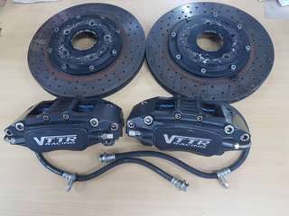 Suzuki Swift Sport VTTR brake kits