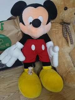 🚚 MICKEY娃娃