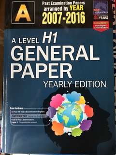H1 General paper TYS