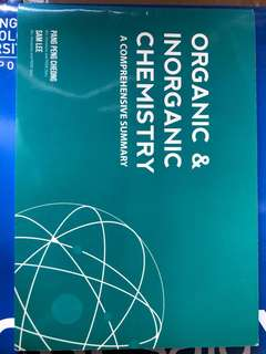 Guide book for H2 organic and inorganic Chemistry