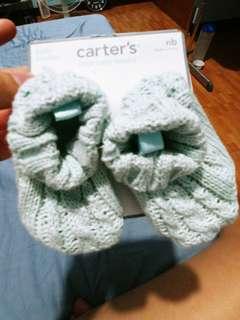 Carter's Booties for Newborns