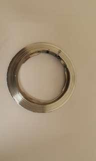 NEW AI-EOS Adapter Ring for Nikon AI/ D/ AIS/ F mount manual lens to Canon Eos EF