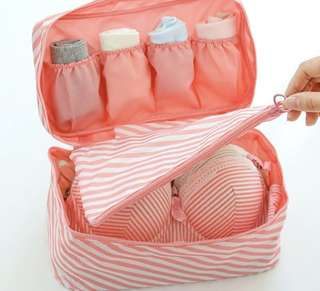 Travel undergarments organizer