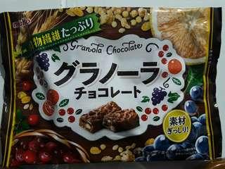 🚚 🇯🇵日本㍿冬之戀💘名糖 Meito 🌾穀麥巧克力🍫促銷價139💰2018/08/31