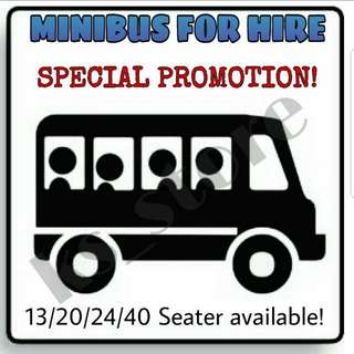 Bus charter limo hire transport services