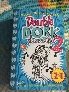 Preloved: Double Dork Diaries 2
