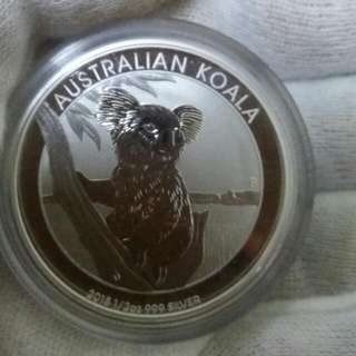 1/2  oz Australian Koala 2015