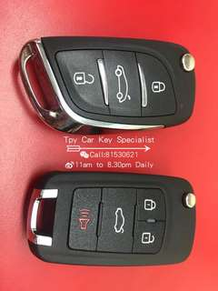 Honda Civic Remote Key