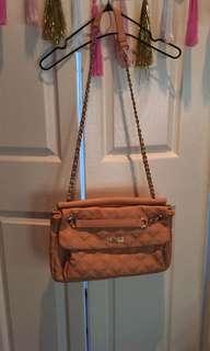 Kate hill multi strap bag