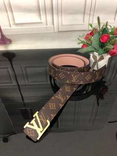 Louis Vuitton LV Belt (FREE POSTAGE)